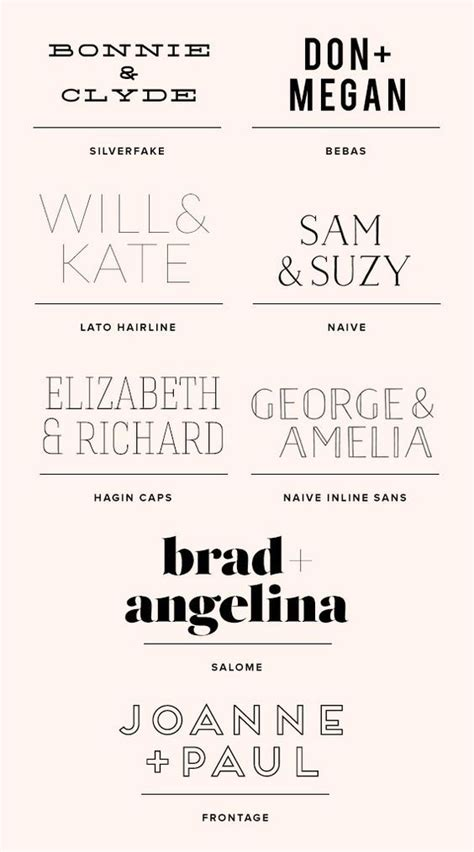 Wedding Fonts by 25 Best Ideas About Wedding Fonts On Wedding