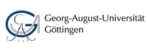 Bewerbungsfrist Uni Gottingen Georg August Universit 228 T G 246 Ttingen 12 Early Career