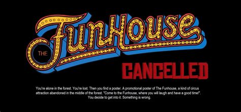 the fun house the funhouse windows game indie db