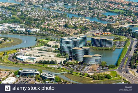 how to buy a house in silicon valley oracle headquarters in redwood shores silicon valley california stock photo royalty