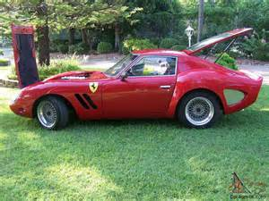 coupe 250 gt kit car