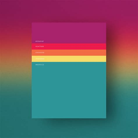 minimalist techno minimalist color palette posters collection when you think