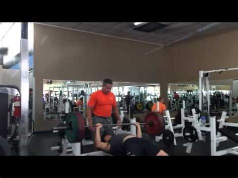 245 bench press bench press 245 lbs x 2 youtube