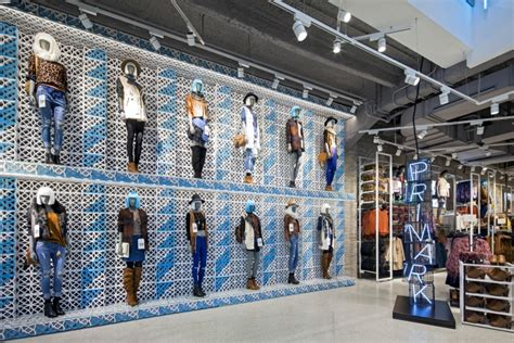 Home Design Degree primark flagship store by dalziel amp pow madrid spain