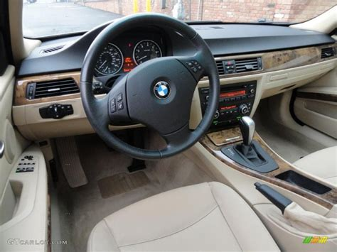 2007 Bmw 3 Series Interior by Beige Interior 2007 Bmw 3 Series 328xi Sedan Photo