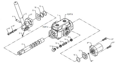 log splitter hydraulic valve diagram log splitter valve and accessories by energy
