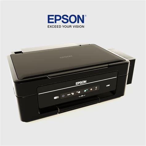 Printer Epson L355 printer epson l355 max