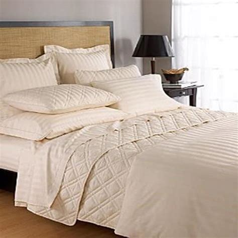 charter club coverlet charter club damask stripe 500t natural king duvet cover