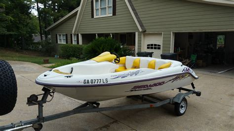 sea doo boats for sale in alabama sea doo speedster 1996 for sale for 1 400 boats from