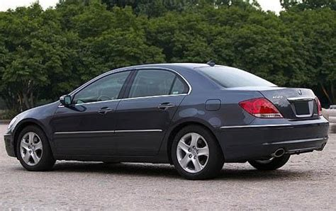 acura rl 2008 acura rl information and photos zombiedrive