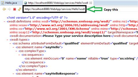 tutorial java web service eclipse create java web service in eclipse using axis2 part 03