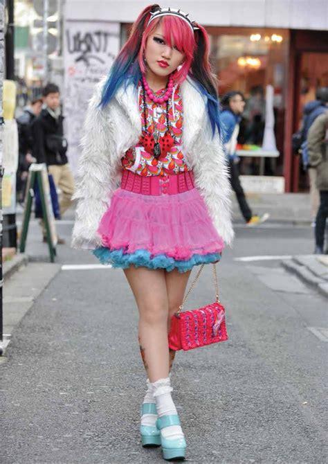japanese style tokyo fashion