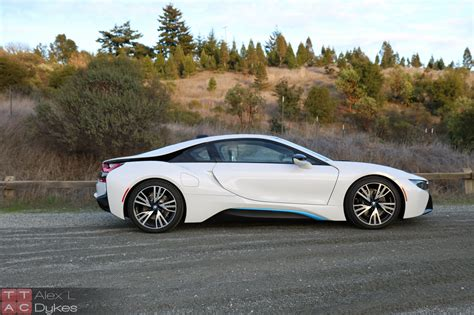 2016 Bmw I8 Hybrid Exterior Front The About Cars