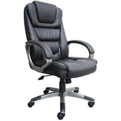 office chairs black leather office chairs