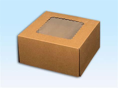 bakery boxes wholesale safepro 10103 10x10x3 inch - Window Bakery Boxes Wholesale