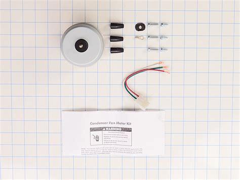 kenmore refrigerator parts fan motor w10822259 condenser fan motor kenmore whirlpool