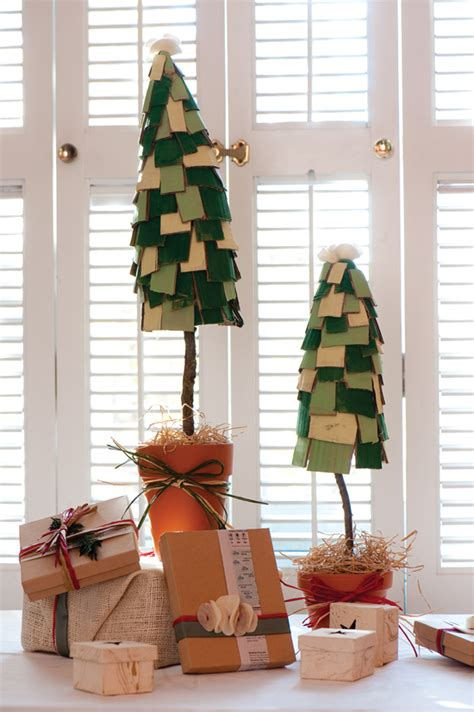 mesmerizing handmade christmas trees godfather style