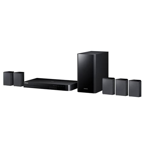 Home Theatre Samsung Terbaru samsung 5 1 channel 3d home theater system with capability ht j4500za the