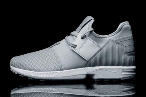 Zx Flux Plus adidas zx flux plus quot sole grey vintage white quot