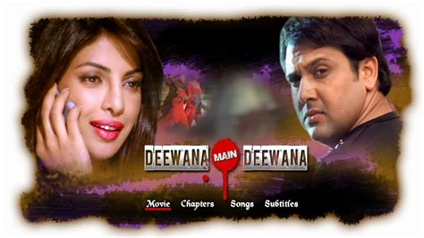 biography of movie deewana deewana main deewana govinda songs download