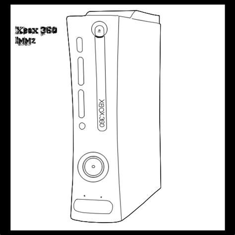 Drawing Xbox by How To Draw Xbox 360 Logo