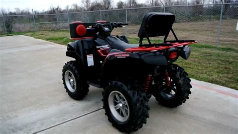 Raket Kawasaki King 22 2008 kawasaki brute 750 4x4 fi with lift stereo and wheel and tire upgraded