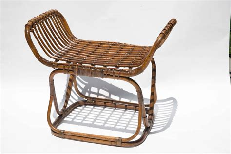 rattan bench sale rattan bench for sale at 1stdibs