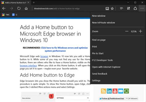 themes for microsoft edge browser enable dark theme in edge browser
