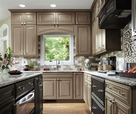 Grey Kitchen Cabinets by Gray Kitchen Cabinets Decora Cabinetry
