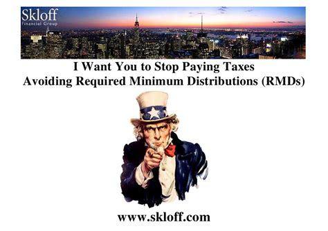 Can I Do Cfa With Mba by Stop Paying Taxes Avoiding Required Minimum