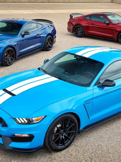 ford confirms new colors standard features for 2017