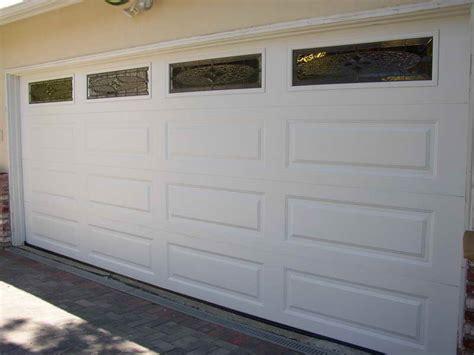 Doors Windows Installing Garage Door Repair Ideas For Install Garage Door Windows