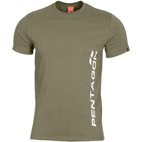 Tshirt Kaos Baju Timberland Pro pentagon ageron t shirt pentagon vertical olive t shirts