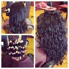 can a root perm be done on fine hair hair perm 101 the hairstyle blog hairstyle blog