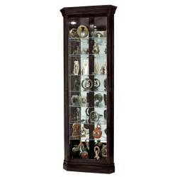 Corner Curio Cabinet Black Corner Curio Cabinet For Home Office