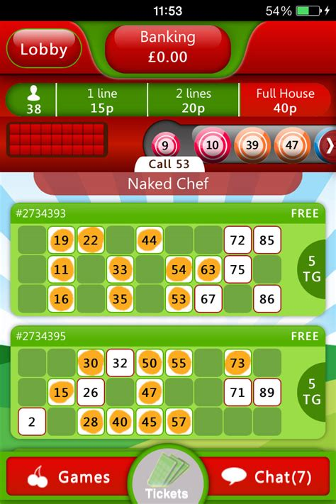 bingo mobile tasty bingo mobile app for iphone and android