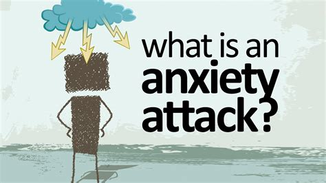 anxiety attack what is an anxiety attack