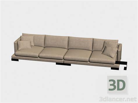 sofa lancaster 3d model four seat sofa lancaster manufacturer albert