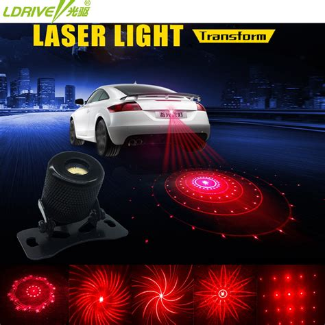Laser Licht Auto by Anti Collision Rear End Car Laser Tail Led Car Fog Light