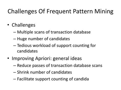 frequent pattern mining adalah ppt association rule mining apriori algorithm