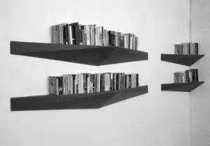 Modern simple design of the cool wall shelves with modern design