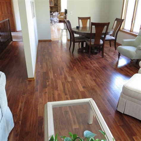 Floor Traditional by Acacia Hardwood Flooring Spaces Traditional With