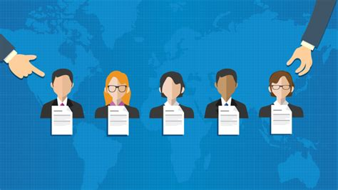Resume Job Skills by The History Of Innovation In Recruitment Technology And