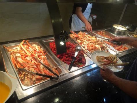 seafood picture of vegas seafood buffet west hollywood