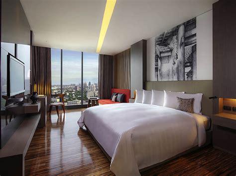 king size bett größe luxury 5 hotel bangkok so sofitel bangkok
