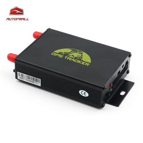 Gps Lookup Car Gps Locator Tk105a Dual Sim Gps Tracker Leakage Or Theft Alarm Web Tracking