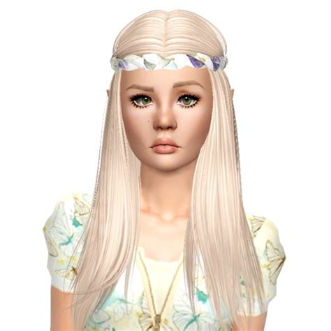 butterfly sims 3 male hair the sims 3 hipie hairstyle butterfly 105 retextured by sjoko