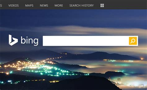 Web Design For Search Engine Microsoft Search Engine Rolls Out New Identity Logo Designer