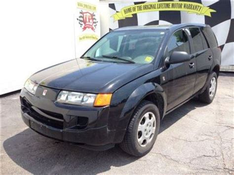 2003 saturn vue engine for sale 2003 saturn vue 4 cyl automatic awd in burlington ontario