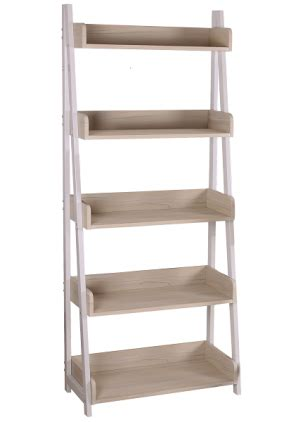 5 shelf ladder bookcase xtech americas united states